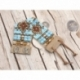 Blue Sky Beads Loom Bracelets For Woman