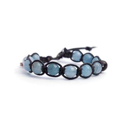 Seawater Tibetan Bracelet For Man