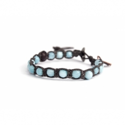 Blue Sky Tibetan Bracelet For Man