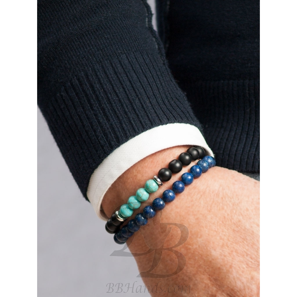 gem listing colored thirteen stone stacked lucky il set bangles bracelet fullxfull zoom bangle