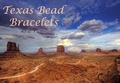 Texas Bead Bracelets